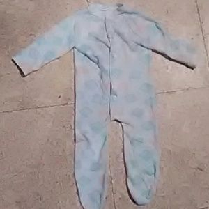 Boys 3-6M Sleeper